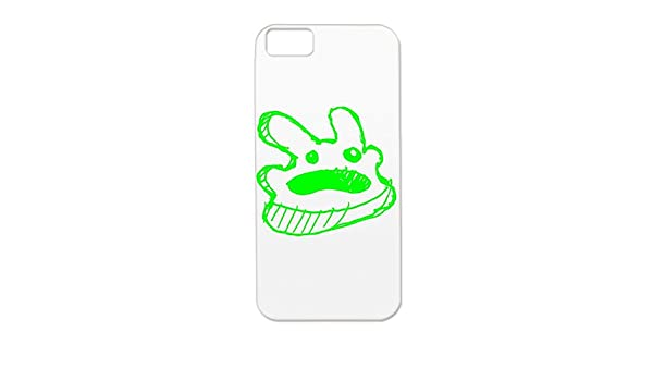 Chibi Green For Iphone 5c Doodle Kids Funny Blob Animal Sketch