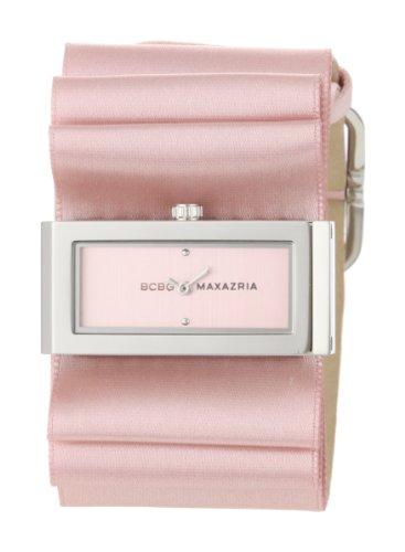 bcbg-max-azria-bcbgmaxazria-reloj-analogico-de-cuarzo-para-mujer-con-correa-de-piel-color-rosa