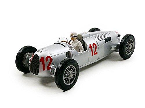 Minichamps 394.616.970,5cm Auto Union Typ C Hans Stuck Budapest Grand Prix 4.917,4cm Modell, Maßstab 1: 18