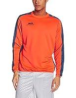 Jako STRIKER Sweat Men's Sweatshirt Multi-Coloured flame/Nightblue Size:XXX-Large