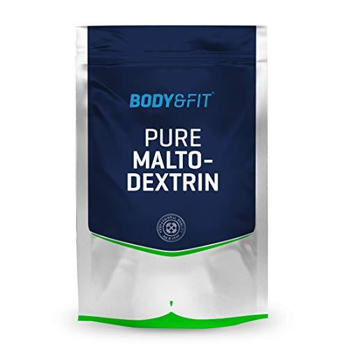 BODY & FIT Maltodextrine pure - Sachet de 1KG