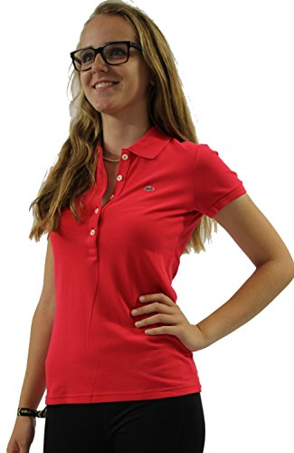 Lacoste Damen Polo Shirt [modern / körpernah] - 38