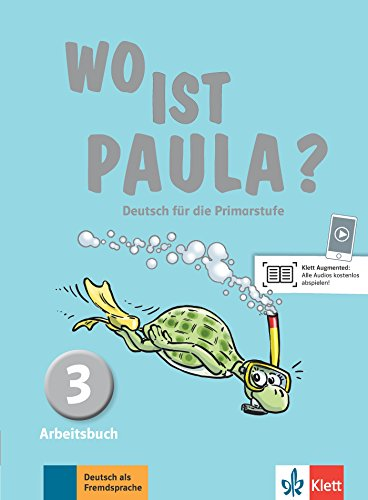 Wo ist paula? 3, libro de ejercicios