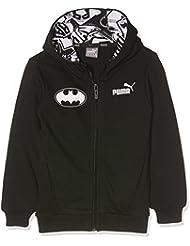 Puma Veste / sweat à capuche style Batman pour enfant