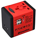 Best universal travel adaptor with USB