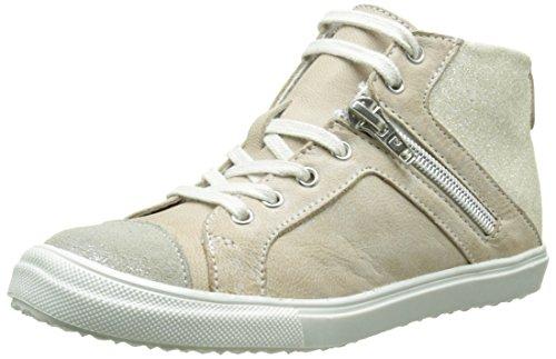 Ramdam Kami, Sneakers Hautes fille Beige (13 Vts Beige Dpf/Basket)