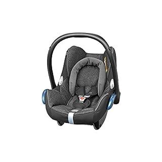 Maxi-Cosi CabrioFix Babyschale Gruppe 0+, nutzbar ab der Geburt - 12 Monate, ca. 0 - 13 kg, schwarz