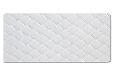 Kadolis - Colchón para cuna de látex, color blanco