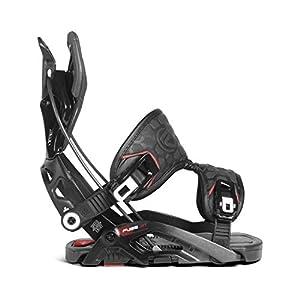 Flow Fuse-GT Fusion 2018 Snowboard-Bindung (Black)