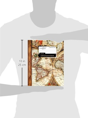 Zoom IMG-2 travel composition notebook large college