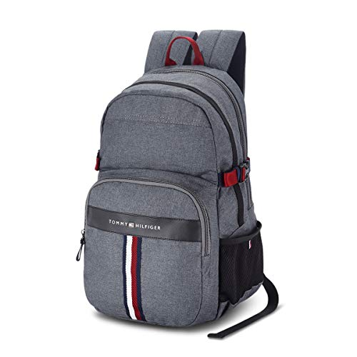 Tommy Hilfiger 29 Ltrs Grey Laptop Backpack (TH/ANDROIDLAP07) Image 2