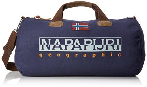 Napapijri Bering 1, Sacs bandoulière mixte adulte, Blau (Blu Marine), 32x32x60 cm (B x H T)