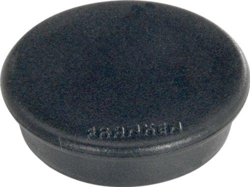 Preisvergleich Produktbild Franken HM38 Magnet (38 mm, 1500 g) 10 Stück schwarz