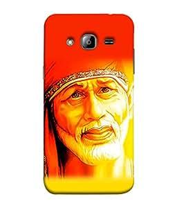 PrintVisa Shri Sai Satcharita 3D Hard Polycarbonate Designer Back Case Cover for Samsung Galaxy J7 J700F (2015) :: Samsung Galaxy J7 Duos (Old Model) :: Samsung Galaxy J7 J700M J700H