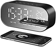 YOMYM Alarm Clock for Home Office Travel