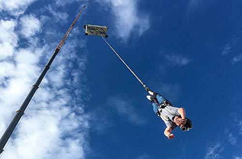 Jochen Schweizer Geschenkgutschein: 100 Meter Bungee-Jump in Düsseldorf