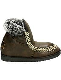 Amazon.es  B W - Botas   Zapatos para mujer  Zapatos y complementos 6ff619b6f4491
