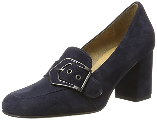 Tamaris Damen 24401 Pumps, Blau (Navy), 36 EU