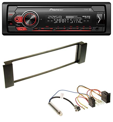 Pioneer MVH-S300BT MP3 Bluetooth AUX USB Autoradio für Audi A3 8L 00-03 A6 C5 01-05