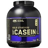 Optimum Nutrition Gold Standard 100% Casein Protein Powder - Chocolate Supreme, 1.82 kg.