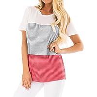 Sommer Bekleidung für Damen CLOOM Casual oversize shirt basic Freizeitkleidung Casual schöne Westen Damen Sweatshirt... preisvergleich bei billige-tabletten.eu