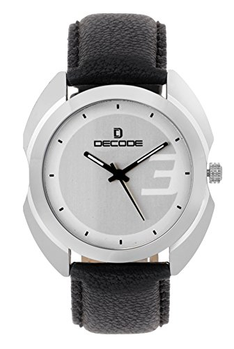 Decode 083 White Rebel Wrist Watch for Men/Boys