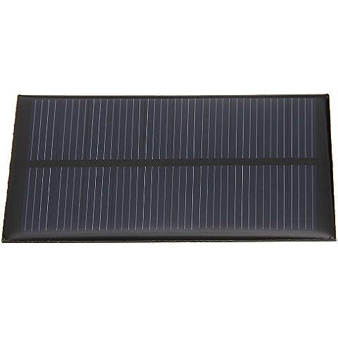 Crazo Panel Solar Placa Cargador Batería