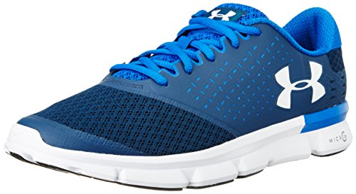 Under Armour Herren UA Micro G Speed Swift 2 Laufschuhe, Blau (Blackout Navy 997), 47.5 EU (Jordan Schuhe Weniger)