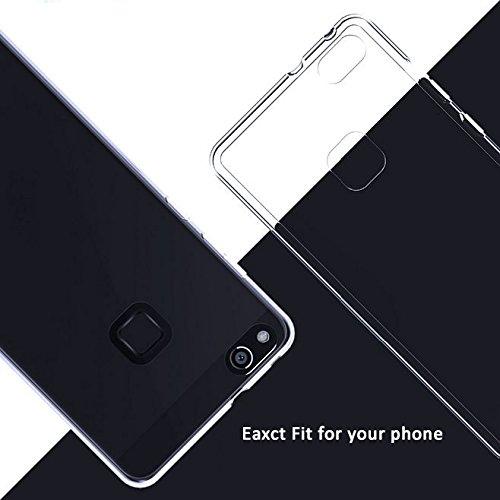 Cover Huawei P10 LITE 2017 SPIGEN Liquid Crystal - Custodia Trasparente Silicone