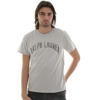 Ralph Lauren - T-shirt - Gris - Taille S - Gris