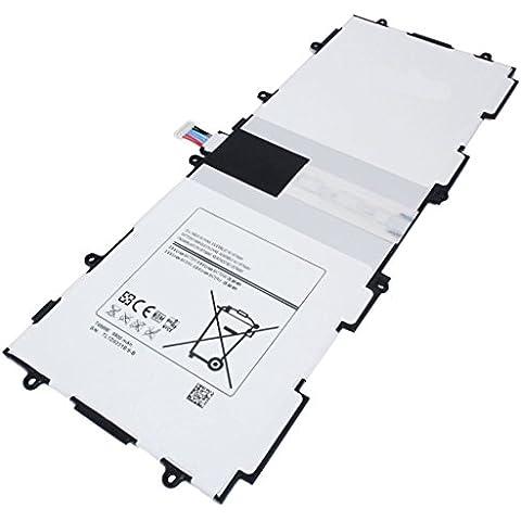 BPX New batería del ordenador portátil T4500E(3.8V 6600MAH) para Samsung Note Tablet Tab 3 10.1