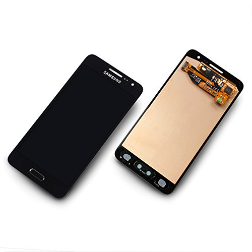 Samsung Galaxy A3 SM-A300F Display-Modul + Digitizer schwarz GH97-16747B - Display Samsung Alpha