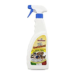 Rutthen 9755210 Spray Via Cani e Gatti Repellente