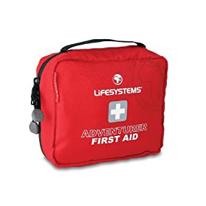 413IC%2BkOP4L. SS300  - Lifesystems Adventurer First Aid Kit - Red