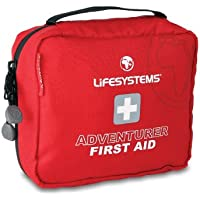 Lifesystems Adventurer First Aid Kit - Red