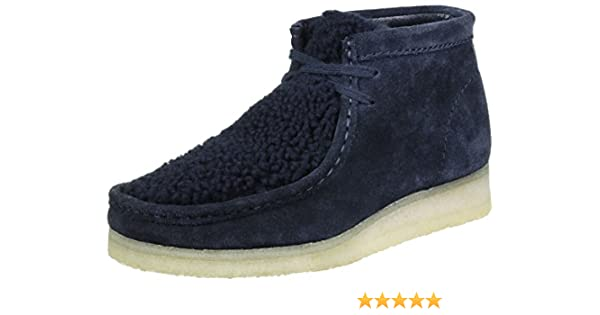 Clarks Originals Damen Wallabee Boot. Stiefel
