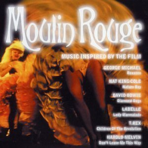 Moulin Rouge: Music Inspired By the Film by Various Artists (2002-02-12)