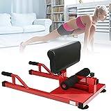 Enow Sissy Kniebeugenmaschine, 3-in-1, multifunktionales Fitness-Trainingsgerät mit tiefem Sissy, Kniebeugen, Beinübungen, Bauchtraining für zu Hause, Cardio, Workout