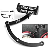 Yashikeji Union Jack auto Phone Holder supporto pieghevole per F54 F55
