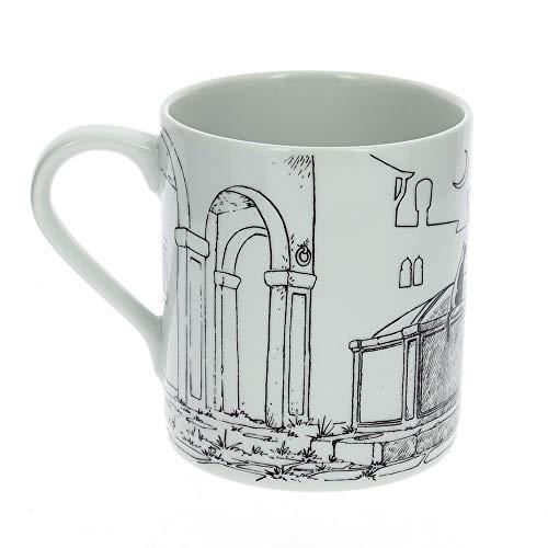 Moulinsart Porcelain Mug Corto Maltese (Venice)