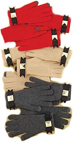Mud Pie Everly Bow Gloves CHOOSE - Mud Pie Kleider