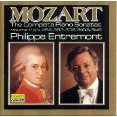Piano Sonatas V1 by Mozart (1990-06-18)