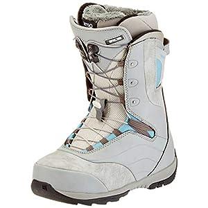 Nitro Snowboards Damen Crown TLS '20 All Mountain Freeride Freestyle Schnellschnürsystem Boot Snowboardboot