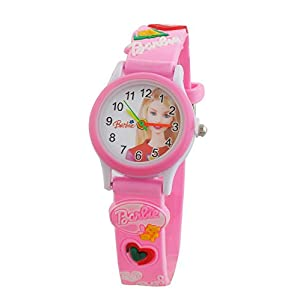 Faas Analogue White Dial Girl's Watch -Fw00105