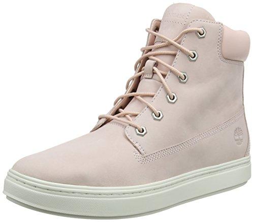 Timberland Damen Londyn Kurzschaft Stiefel, Pink (Chintz Rose Nubuck N97), 39 EU Pink Chintz