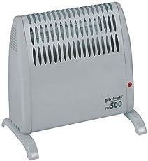 Einhell Frostwächter FW 500 (500 Watt, Mica Heizelement, stufenloses Thermostat, Stand- oder Wandgerät, Frostschutz)