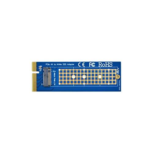 ADWITS PCI Express 3.0 x4 NVMe basado PCIe Tarjeta