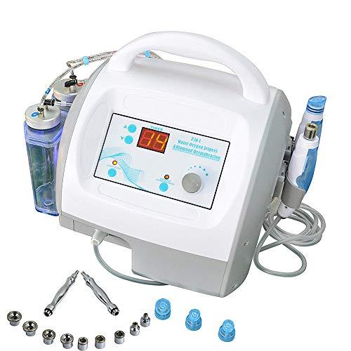 GNB 2 in 1Hydro-Schälmaschine Hydro-Dermabrasion Micro-Diamant-Dermabrasion-Hautpeeling-Wasserstrahl-Maschine Wasser-Peeling-System -