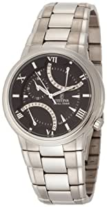 Festina Homme F6790 / 3 Dual Time Stainless Steel Watch
