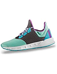 Adidas Falcon Elite 5 Xj, Zapatillas de Running Unisex Adulto, Multicolor (Multicolor/